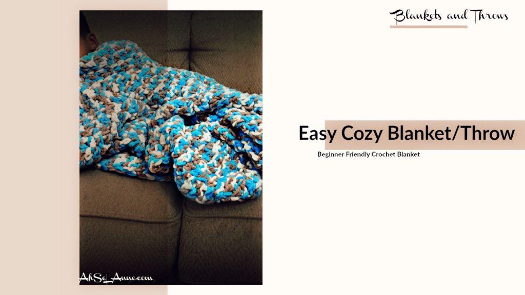 Beginner Blanket-Throw