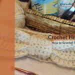 Crochet Headband/Turban/ Ear Warmer