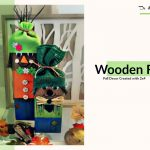 Wooden Fall Decoration