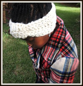 How to Crochet a Headband/Turban/Ear Warmer