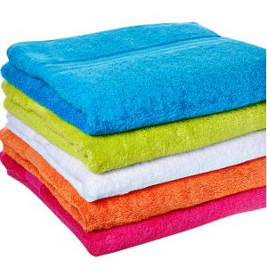 Vinegar Absorbs Odors in Towels