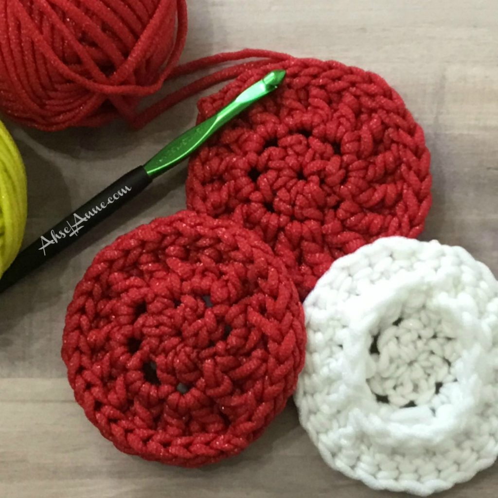 Scrap Yarn Crochet Projects